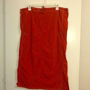 Large LUCY skirt drawstring